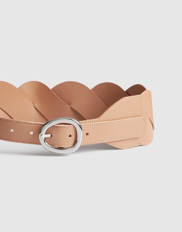 Women Valentina Leather Belt