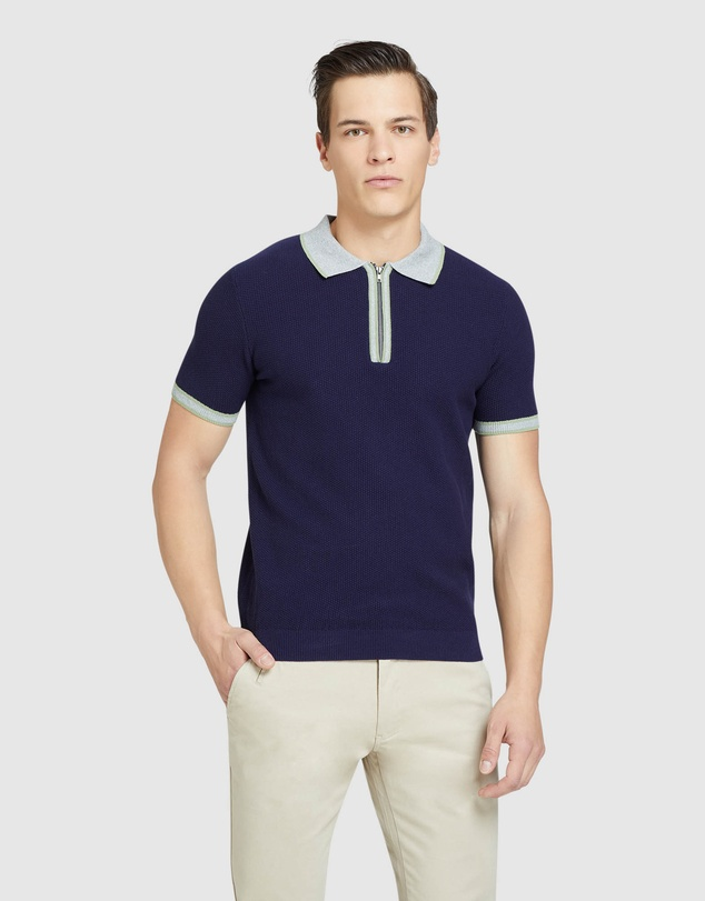 Oxford - Connell Polo