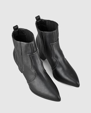 St Sana Bentley Boots - Boots (Black)