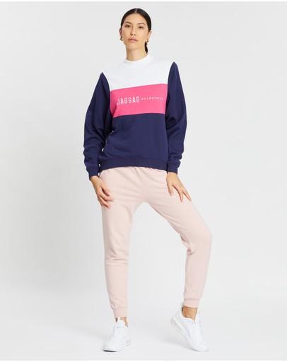 Jaggad Area Oversized Sweater