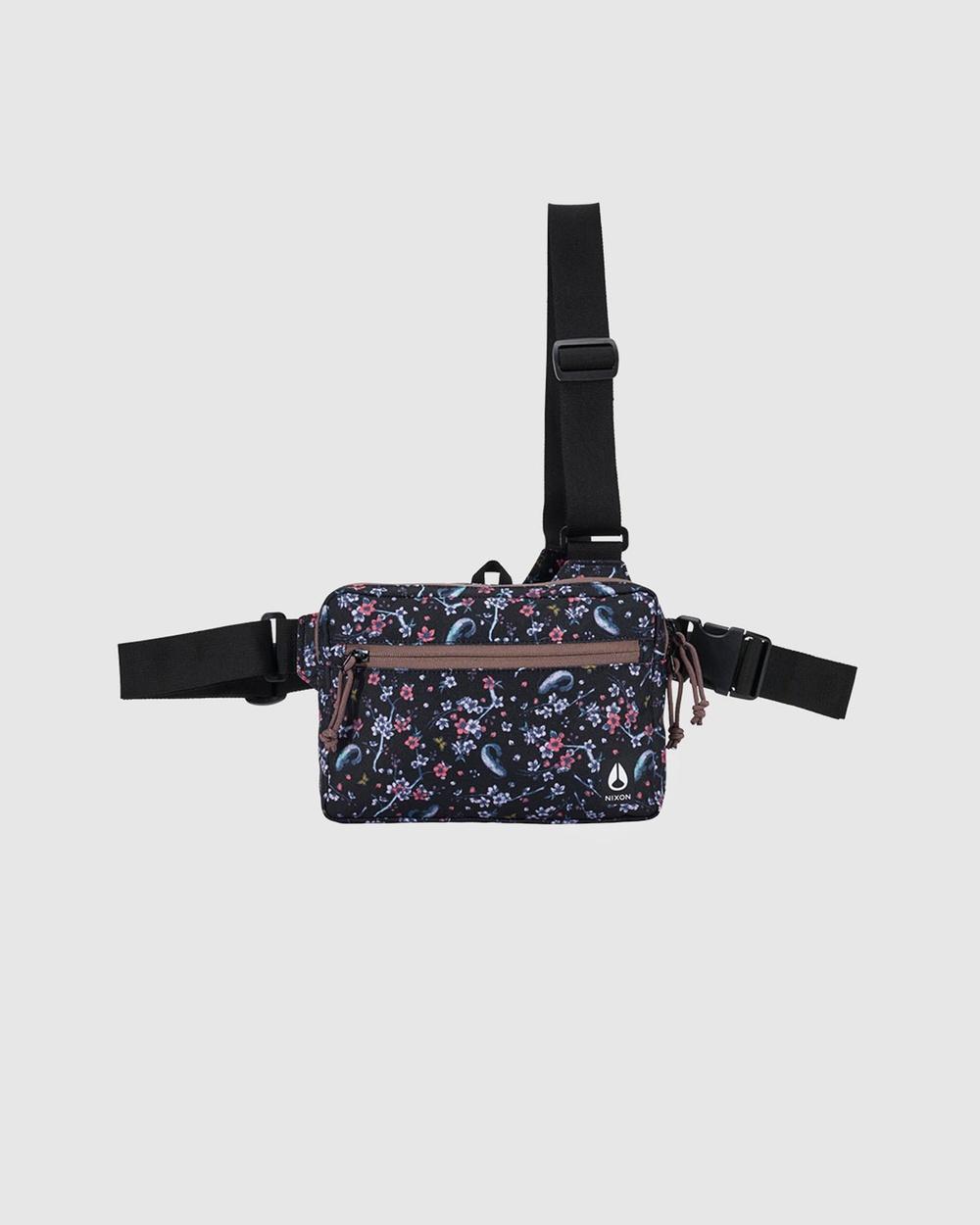 Nixon Bandit Bag Backpacks Cherry Blossom