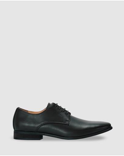 Yd. Baldwin Dress Shoes Black