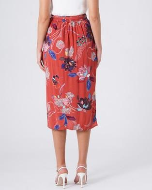 Amelius Desert Merlot Skirt - Skirts (Multi)