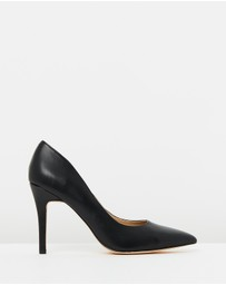Atmos&Here - ICONIC EXCLUSIVE - Elaine Leather Pumps
