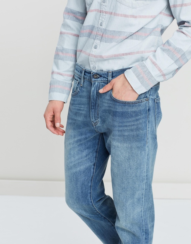 Levi's Made & Crafted - 502 Regular Taper Jeans