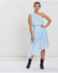 Ministry of Style - Daydream One Shoulder Dress
