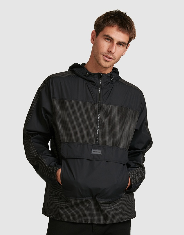 DC Shoes - Mens Field Water Resistant Anorak