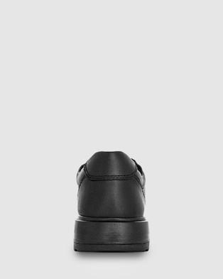 Ascent Apex Max 3   E Width - School Shoes (Black)