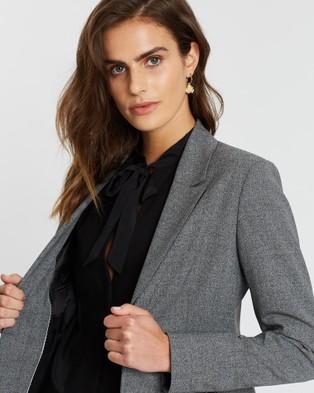 Farage Lane Jacket - Blazers (Grey)