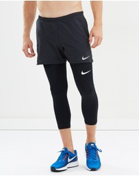 Nike - Men's Nike Pro 3/4 Tights