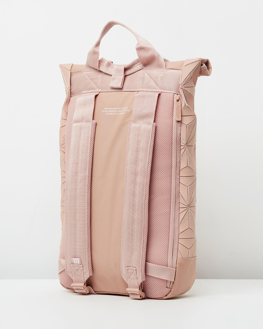 6686dcd0e3 3D Roll Top Backpack by adidas Originals Online
