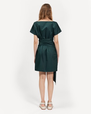 bul Souey Dress - Dresses (Green)