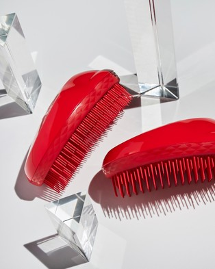 Tangle Teezer Thick & Curly Detangling Brush - Beauty (Salsa Red)