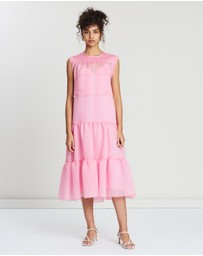 See By Chloé - Solid Organza Dress