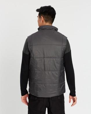 Icebreaker Collingwood Vest   Men's - Coats & Jackets (Monsoon)