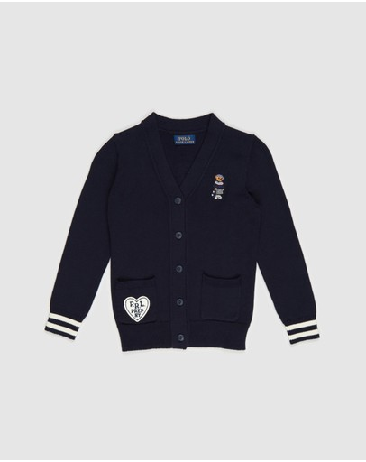 Polo Ralph Lauren - Bear Sweater - Kids