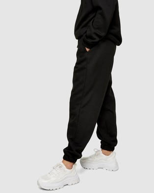 TOPSHOP Sweat & Joggers Set - Sweats (Black)