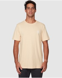 RVCA - Boxed In Short Sleeve Tee