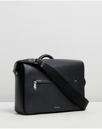Paul Smith - Classic Textured Messenger Bag