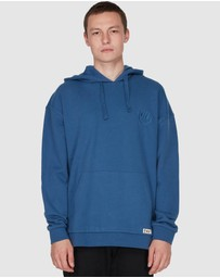 Element - Yawyd Milk Hooded Pullover