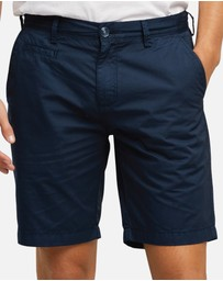 Wayver - Pima Cotton Chino Shorts