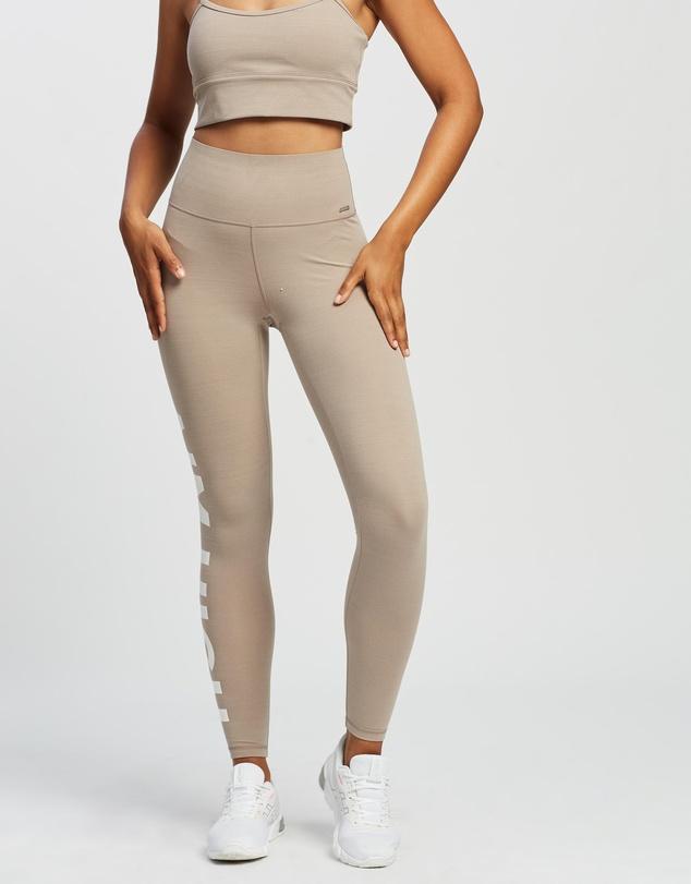 Women Melange Soft Tights