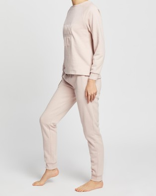 Gingerlilly Luna - Sweats (Pink)