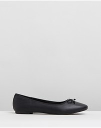 SPURR - ICONIC EXCLUSIVE - Rosie Bow Flats