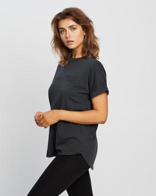 C&M CAMILLA AND MARC Huntington 2.0 Tee - T-Shirts & Singlets (Slate)