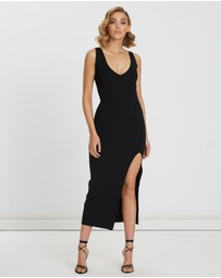 BWLDR - Aria Knitted Long Dress