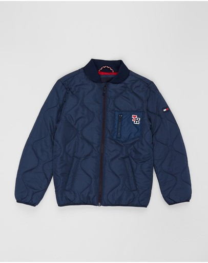 Tommy Hilfiger - Quilted Jacket - Teens