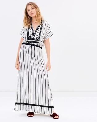Day Birger et Mikkelsen – Day Nightskye Dress – Dresses (Turtledove)