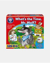 Orchard Toys - What's the Time Mr Wolf?