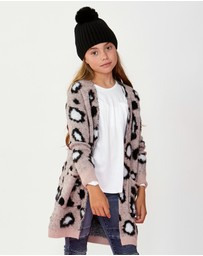 Decjuba Kids - Piper Animal Cardigan - Teens