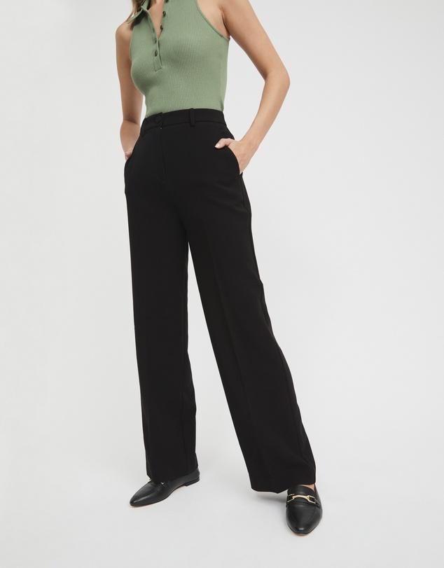 Women Straight Leg Pant