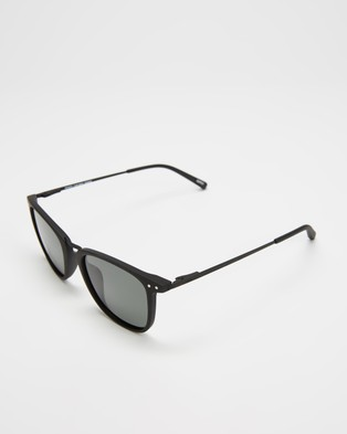 Local Supply NYC Polished Square Matte Black