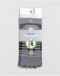 Gaiam - Mary Jane Yoga Socks