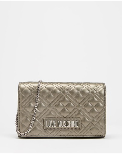 LOVE MOSCHINO - Quilted Soft Bag