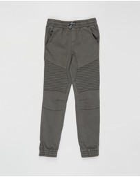Cotton On Kids - Chad Jogger Pants - Kids-Teen