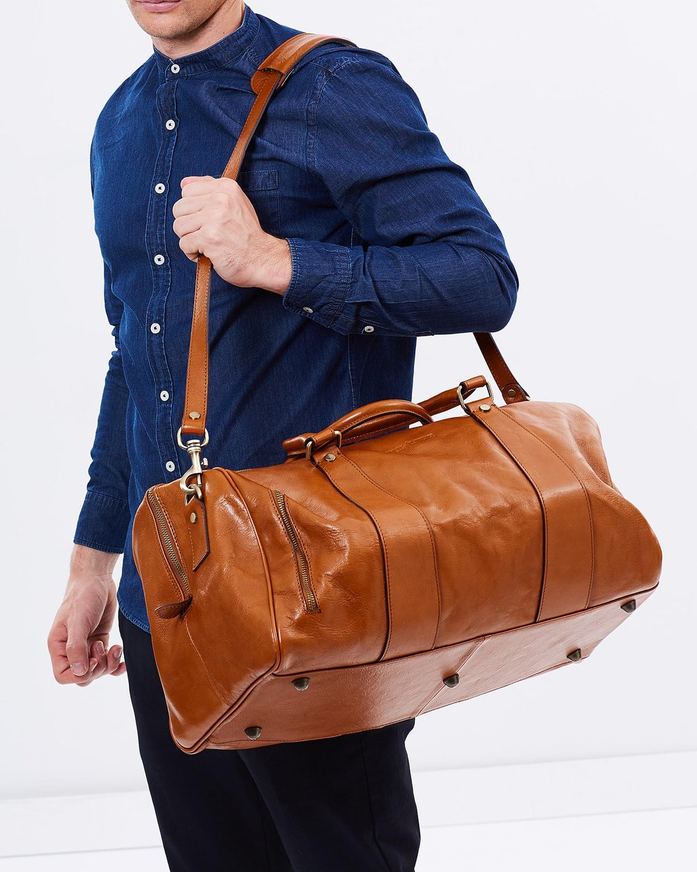 020e3305bbf The Nardi Duffle by Republic of Florence Online   THE ICONIC   Australia