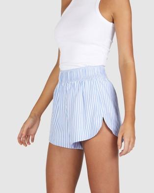 Chosen By Tuchuzy Andy Runner Short - Shorts (Blue)