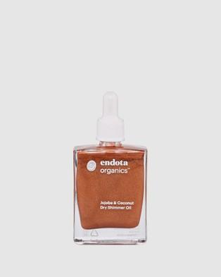 Endota Organics   Jojoba & Coconut Dry Shimmer Oil - Beauty (N/A)