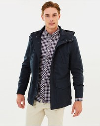 Ben Sherman - Luxe Four-Pocket Jacket