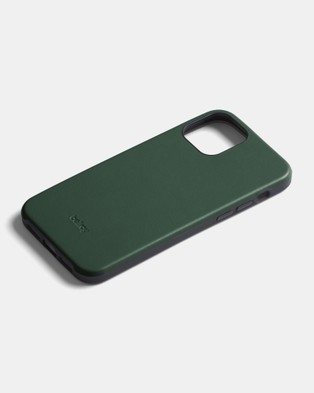 Bellroy Phone Case   0 card iPhone 12 Pro Max - Tech Accessories (green)