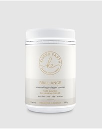 Kissed Earth - Brilliance Pineapple Coconut - 180g