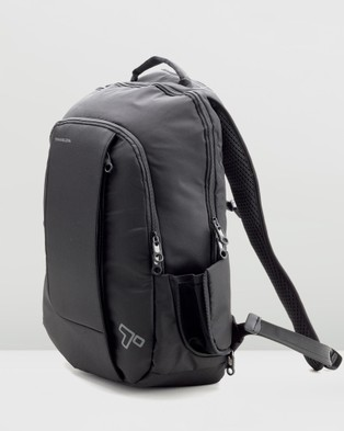 Travelon Urban Laptop Backpack - Backpacks (Black)