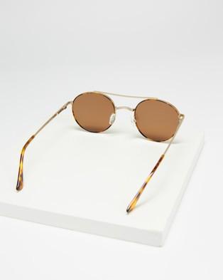 Shevoke Damon - Sunglasses (Coffee)
