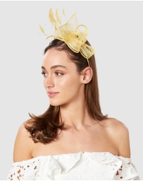 Forever New - Brianna Feather Fascinator