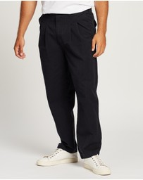 Locale - Double Pleated Pants