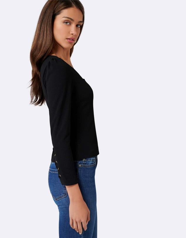 Forever New - Josie Square Neck Top